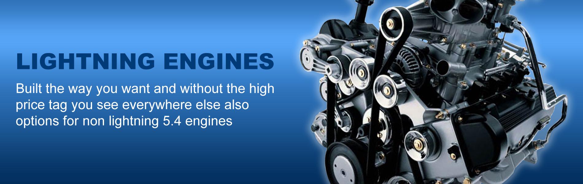Promar Modular Performance Engines